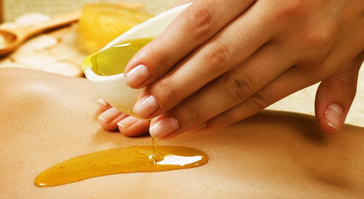 Как наносить масло при массаже 167