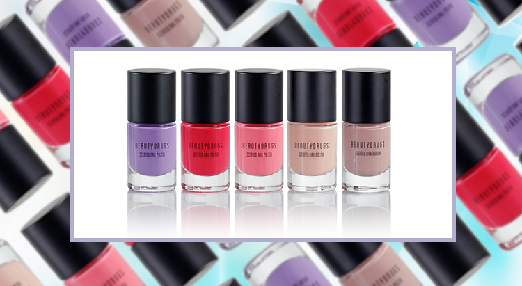 Scented Nail Polish от Beautydrugs
