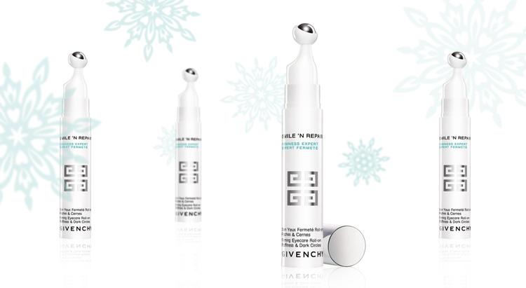 Уход для упругости кожи вокруг глаз с шариковым аппликатором Smile'n'Repair Expert Fermette Givenchy