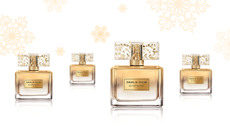 Парфюмерная вода Dahlia Divin Le Nectar De Parfum Givenchy