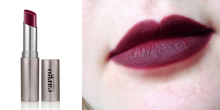 Cargo Cosmetics Bordeaux