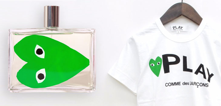 Comme des Garcons Play Green 100 мл