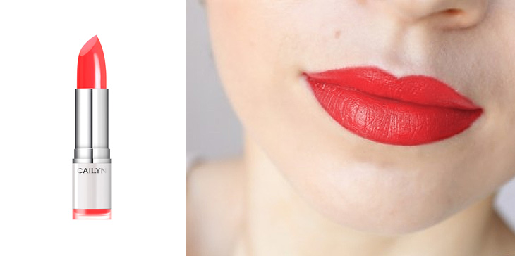 Cailyn Pure Luxe Lipstick 5 Red Orange