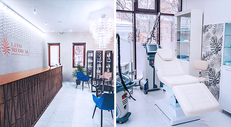 Новая клиника LITO Medical Aesthetics Clinic