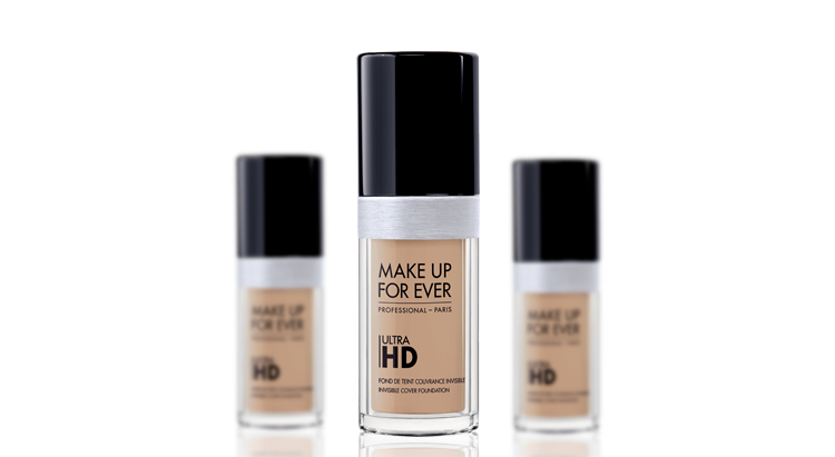 Ultra HD, MakeUp Forever