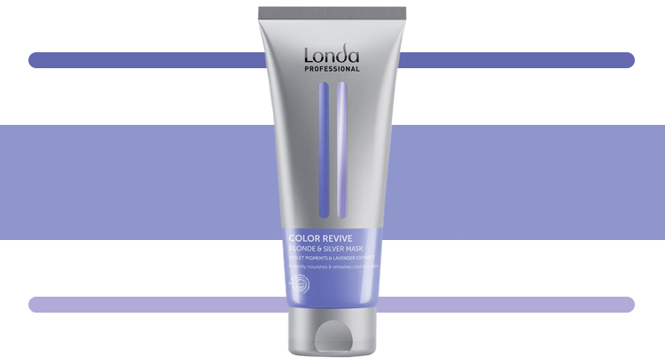 Londa professional Color revive blondе & silver mask