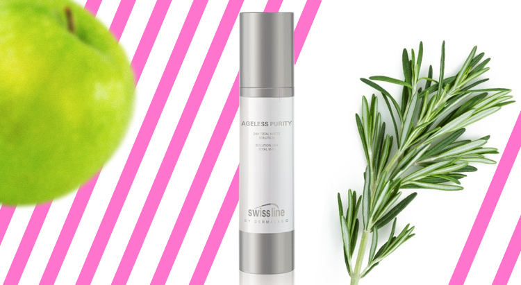 Матирующий флюид для лица Ageless Purity, Swiss Line