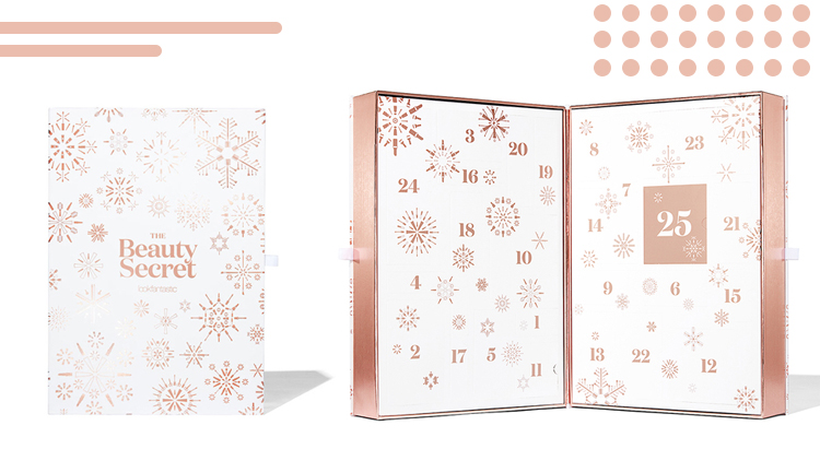 Look Fantastic The Beauty Secret Advent Calendar