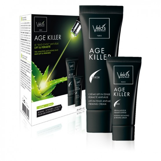 Veld's AGE KILLER Beauty Set - Lift-in-tense Anti-age Firming Cream