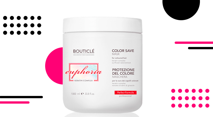 Bouticle Euphoria Color Save Mask