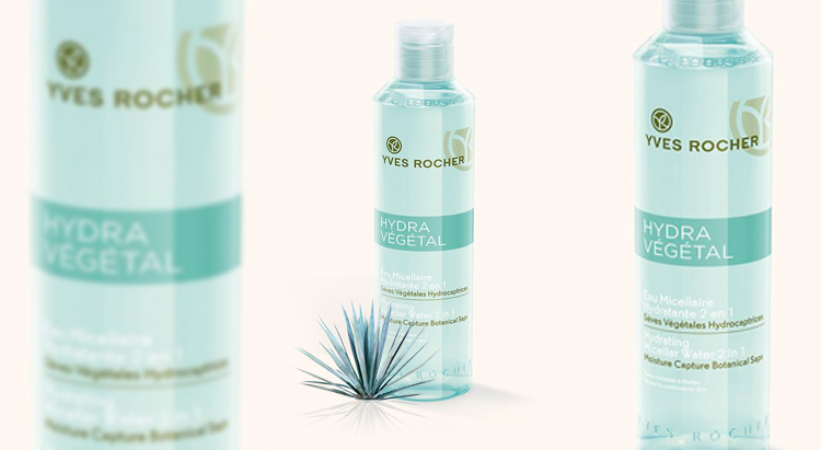 Yves Rocher Hydra Vegetal Hydrating Micellar Water