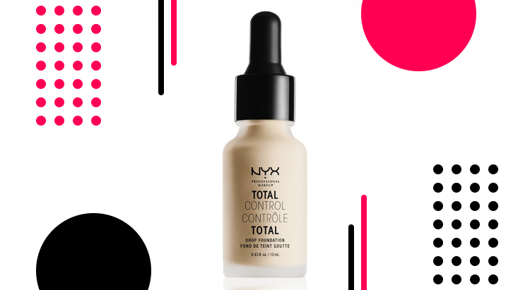 Total Control Drop Foundation, NYX