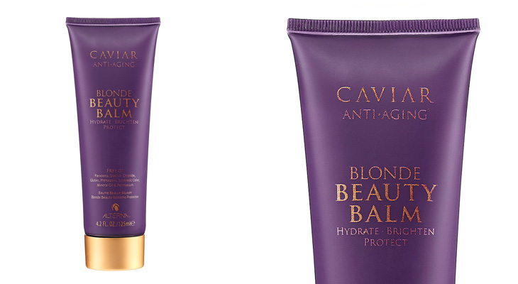 Caviar anti-aging Brightening blonde conditioner
