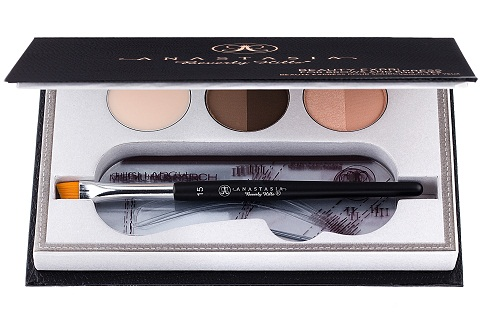 Anastasia Beverly Hills Beauty Express-Brunette набор для глаз и бровей.jpg