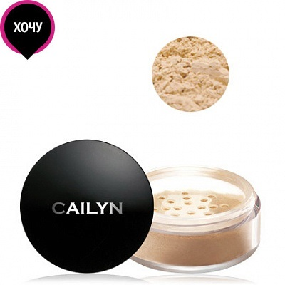 Минеральная пудра-основа CAILYN Deluxe Mineral Foundation