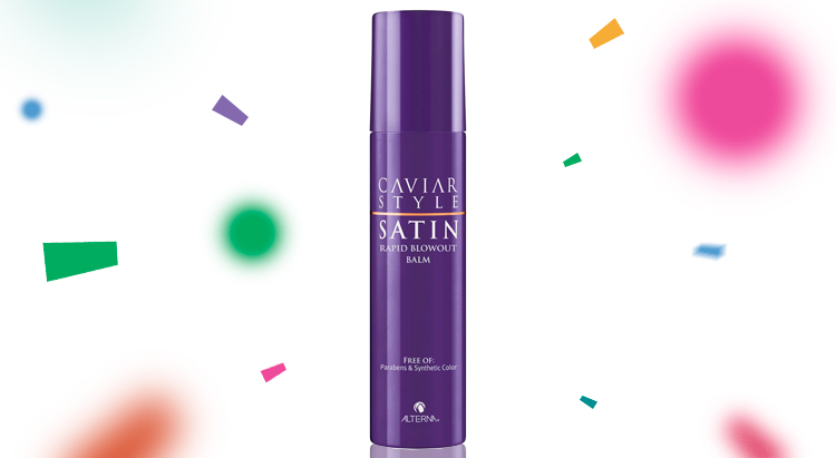 Caviar Style SATIN Rapid Blowout Balm, Alterna