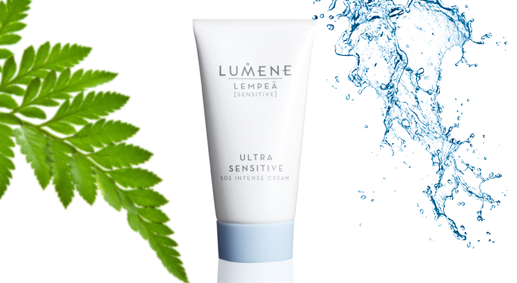 SOS Lempea Ultra Sensitive Lumene
