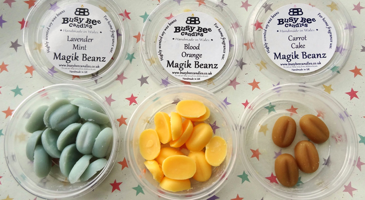 Magik Beanz, Bee Candle Fragrance