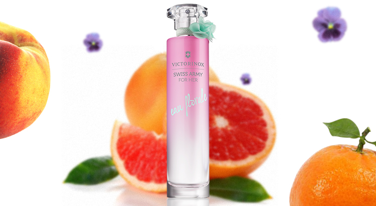 Туалетная вода Victorinox Swiss Army For Her Eau Florale