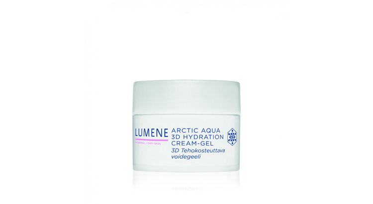 Lumene Arctic Aqua 3-d Hydration Cream-Gel