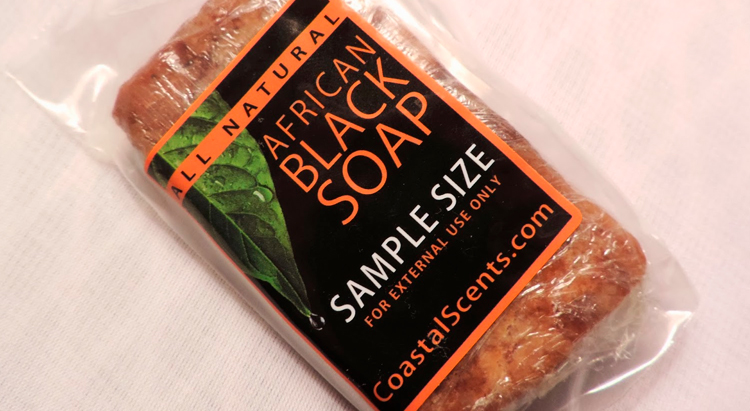 African Black Soap, Coastal Scents