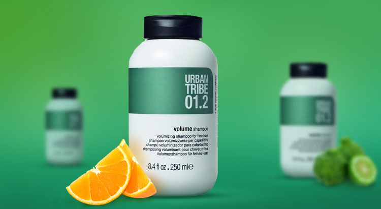 Urban Tribe 01.2 / Volume Shampoo