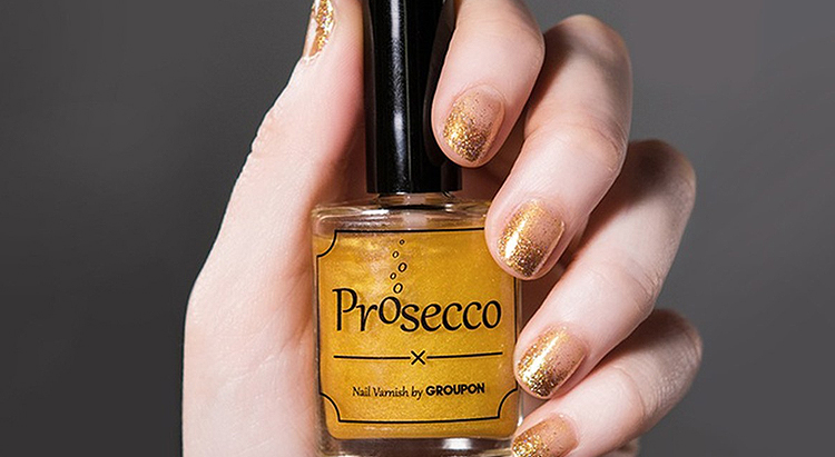 Prosecco Polish, Groupon