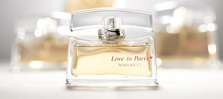 Аромат Nina Ricci Love in Paris