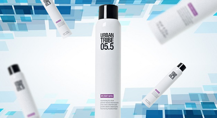 Спрей-пудра для прикорневого объема Urban Tribe 05.5 Dry Dust Spray