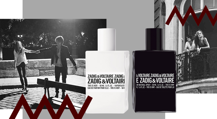 Zadig & Voltaire This Is Her и This Is Him