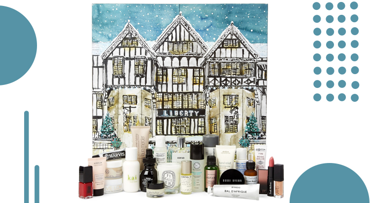 Liberty Beauty Advent Calendar 2016