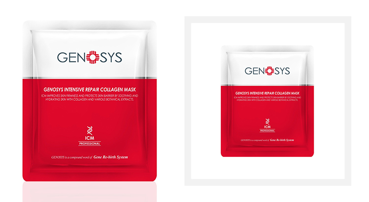 Коллагеновая маска Intensive Collagen Repair Mask, Genosys