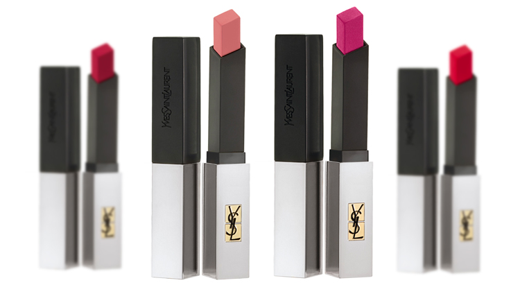 Помада Rouge Pur Couture The Slim Sheer Matte, YSL