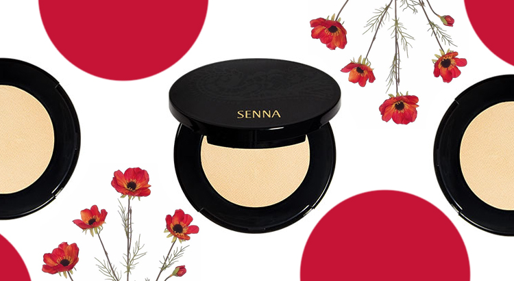 Пудра для глаз HD Eye Lift Powder, Senna