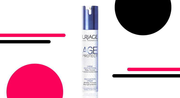 Age Protect Multi-Action Cream, Uriage