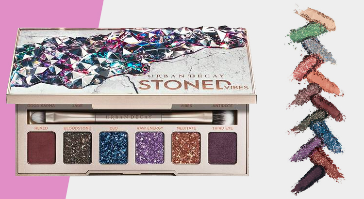 Stoned Vibes Eyeshadow Palette, Urban Decay