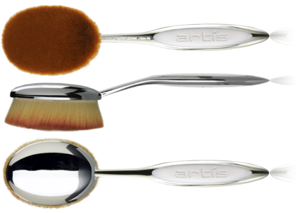 Artis Brush Oval 10