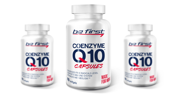 Coenzyme Q10 Be first
