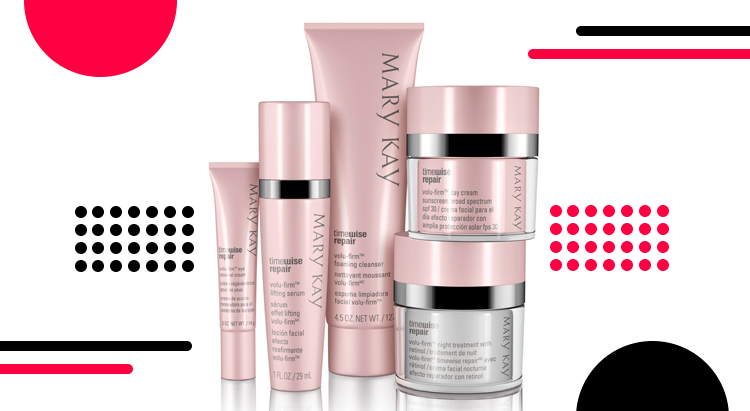 TimeWise Repair, Mary Kay