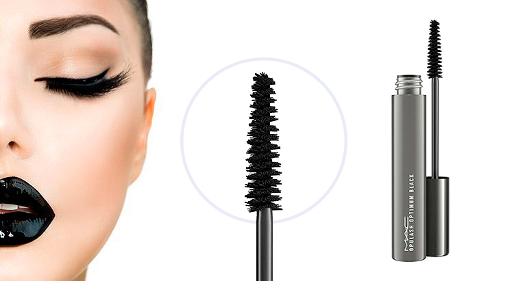 Тушь для ресниц MAC Opulash Optimum Black Mascara
