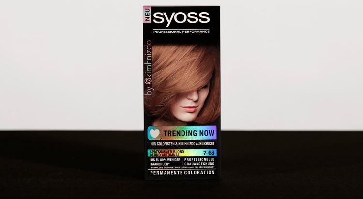 Trending Now, Syoss