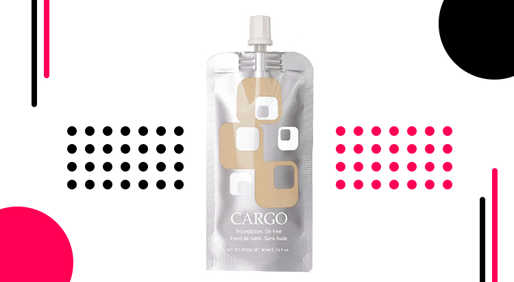 Foundation oil free, Cargo