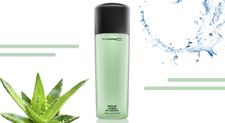 Green Gel Cleanser, MAC