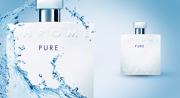 Chrome Pure Azzaro