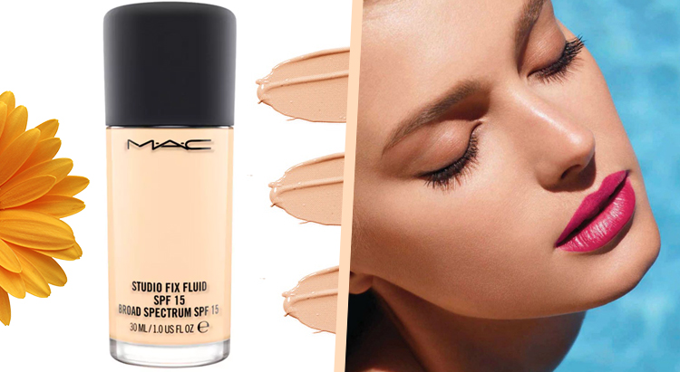 Тональная основа Studio Fix Fluid SPF15 Foundation, M.a.c