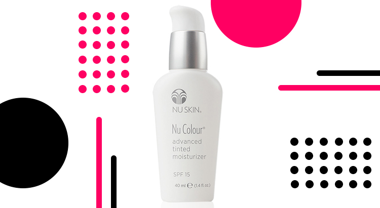 Nu Colour Advanced Tinted Moisturizer SPF 15, Nu Skin