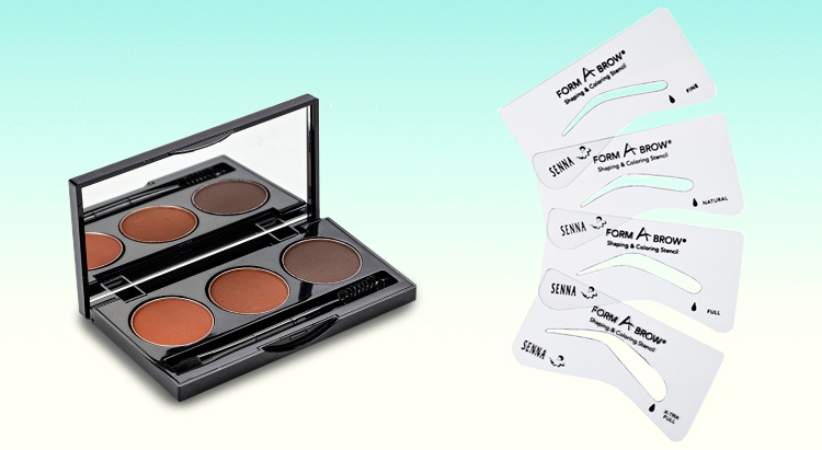 Набор Senna Form-A-Brow Kit