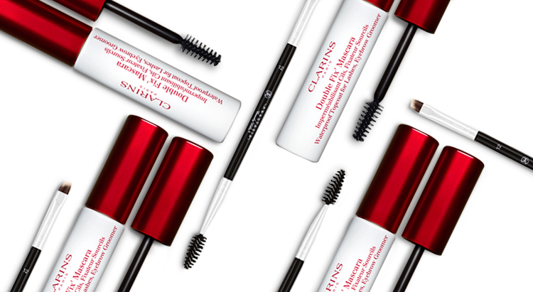 Гель для бровей Clarins Double Fix Mascara
