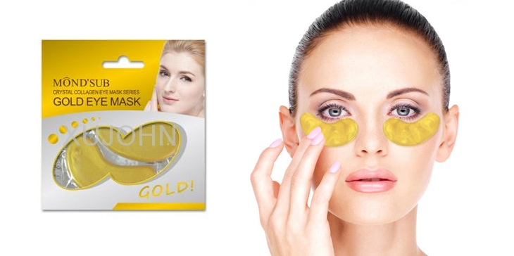 Патчи для глаз Gold eye mask от Мond Sub