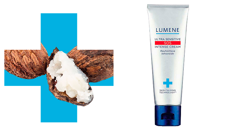 Lumene Ultra Sensitive SOS Intense Cream